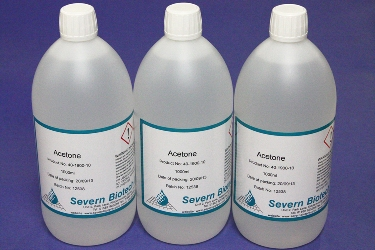 Acetone (99 8% Pure)- 500ml
