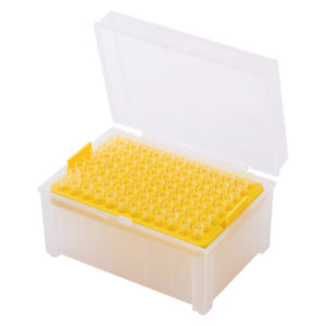 Abdos Filter Pipette Tips, Racked